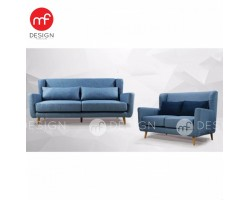 MF DESIGN DORES 3 SEATER SOFA