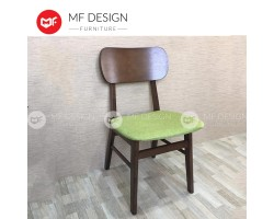 MF DESIGN DOMES DINING/ STUDY CHAIR  (GREEN) [2 UNITS]
