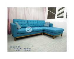 MF DESIGN PSYCHE L-SHAPE SOFA