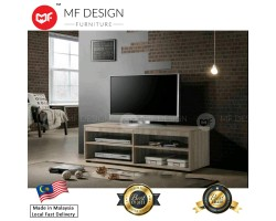MF DESIGN DALAS 4 FEET TV CABINET (2018)
