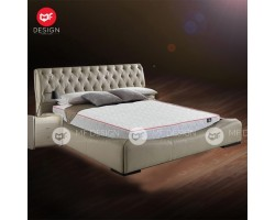 MF DESIGN HIGH QUALITY DAMASK 8 INCH QUEEN SIZE SPRING MATTRESS (VS SERIES 1)