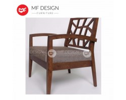 MF DESIGN JEN LOUNGE CHAIR