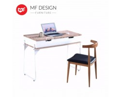 MF DESIGN SIMPLY OFFICE TABLE / STUDY DESK / WRITING DESK / OFFICE TABLE / DESIGN TABLE