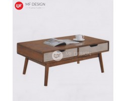 MF DESIGN NOLI COFFEE TABLE (MEJA KOPI)  (SCANDINAVIAN STYLE)  (2018)