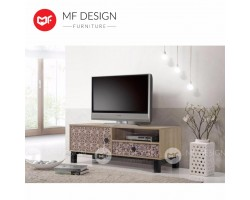MF DESIGN NASHVILLE 4 FEET TV CABINET