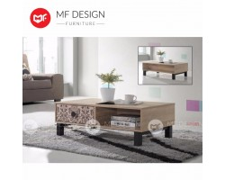 MF DESIGN NASHVILLE COFFEE TABLE