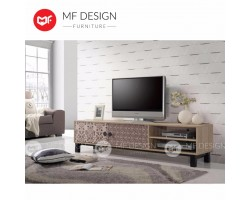 MF DESIGN NASHVILLE 6 FEET  TV CABINET