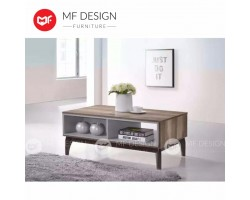 MF DESIGN JAYNE COFFEE TABLE 3 FT