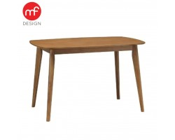 MF DESIGN ADRIA 120CM METER DINING TABLE (COCOA)