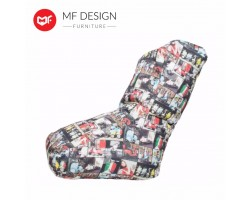 MF DESIGN ACE BIG FEET BEAN BAG
