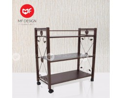 MF DESIGN ABBY KITCHEN TROLLEY