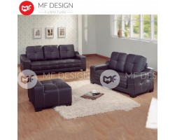 MF DESIGN PANSY 2+3+STOOL SOFA SET