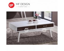 MF DESIGN MALINDO TWO-TONES COFFEE TABLE