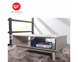 MF DESIGN FILLO COFFEE TABLE ( SCANDINAVIAN DESIGN )  (2018)