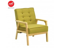 Mf Design Norway Natural Oasis 1 Seater Sofa