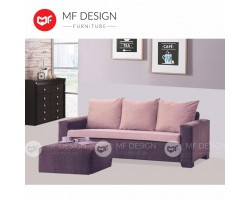 MF Design Smile L-Shape Sofa
