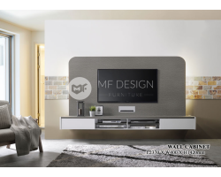 MF DESIGN JACKSON WALL TV CABINET