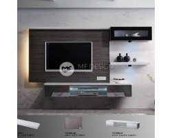 MF DESIGN DANIEL WALL TV CABINET