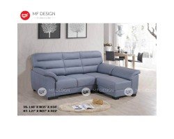 MF DESIGN LAURA L-SHAPE SOFA