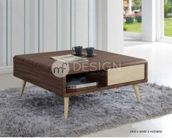 MF DESIGN APOLLO PRIVILEGE COFFEE TABLE(SCANDINAVIA STYLE )