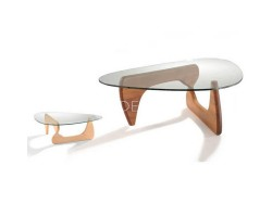 MF DESIGN ANGLE COFFEE TABLE (TEMPERED GLASS)