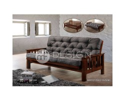 MF DESIGN AJEN WOODEN SOFA BED