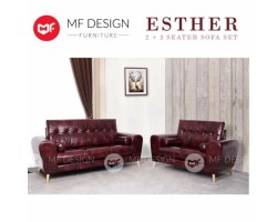 MF DESIGN ESTHER 2+3 SEATER SOFA SET