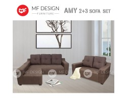 MF DESIGN AMY 2S+3S+STOOL