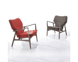 MF DESIGN ALBI LOUNGE CHAIR (TWO COLOUR OPTION )