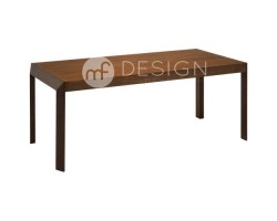 MF DESIGN ALISA 1800MM DINING TABLE (COCOA)