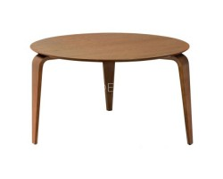 MF DESIGN EVA DINING TABLE (COCOA)