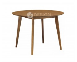 MF DESIGN ADRIA 1.05 METER ROUND TABLE (SUITABLE FOR 4 CHAIRS)