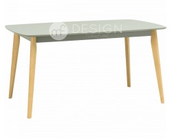 MF DESIGN ADRIA 1.5 METER DINING TABLE ( SUITABLE FOR 6 CHAIRS )