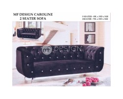 MF DESIGN CAROLINE SEATER SOFA