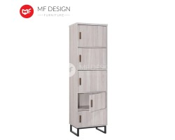 MF DESIGN JANON 5 DRAWER CABINET ( IRON LEG )