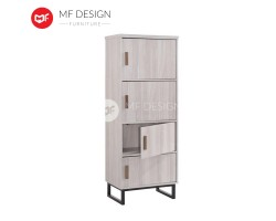 JANON 4 DRAWER CABINET ( IRON LEG )